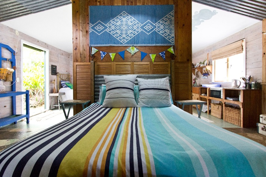 Boat House Master Bed