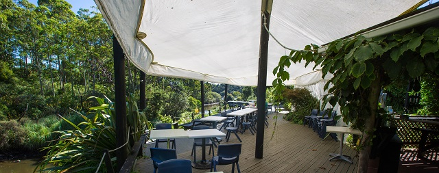 River View Deck Outdoor Seating Dining Relaxing